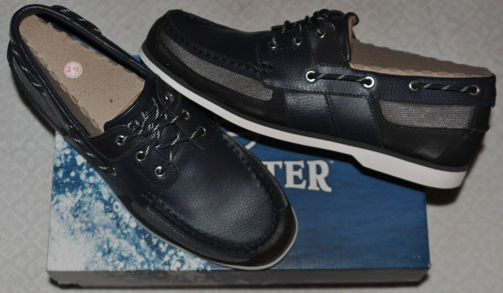 Sebago Crest Vent barco de zapatos talla 12 a estrenar con la Caja Original