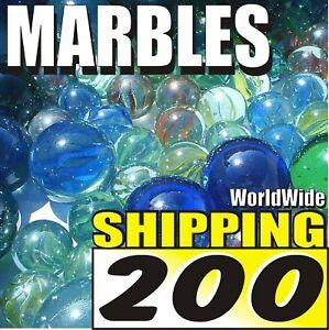 200-Marbles-A1-SLINGSHOT-AMMO-Ammunition-FREE-SHIP-5-8-034