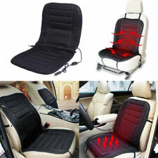 12v Car Heated Heating Front Seat Cushion Cover Heater Warmer Pad Van Auto Chair