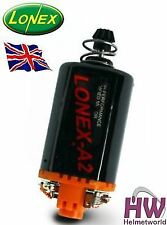 AIRSOFT AEG MOTOR HIGH TORQUE LONEX A2 ORANGE ASG SHORT AK SERIES V3