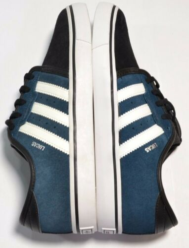 Adidas Discount315Chaussures pour Teal hommes skateboard Blanc Noir de Seeley wZnkNPX8O0