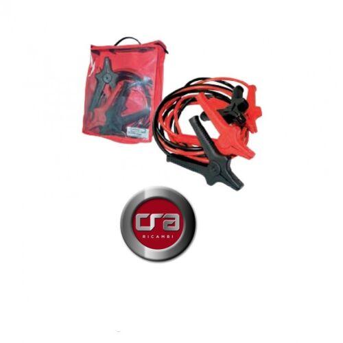 Cavi per Batteria di Soccorso Auto Messa in Moto 350 Ampere Mt 3,5
