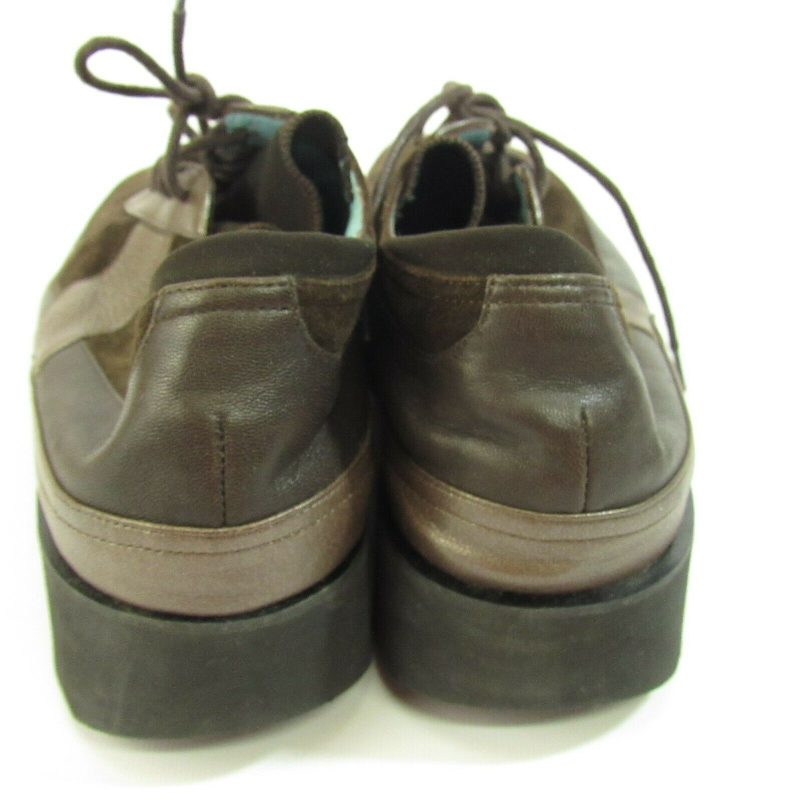 Thierry Rabotin Brown Walking Shoes Women's Size 6 Italian Made in Italy
