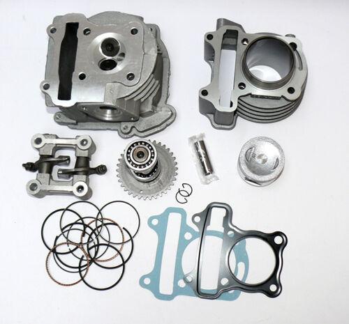 KR Zylinder Satz 80 ccm 47mm Cylinder kit SYM Symply 50 4T  15