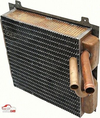 5//8 7-3//4X7-3//4X2 Cppr//Brss Heater Core 1965-71 Mpr B-Body W//O AC