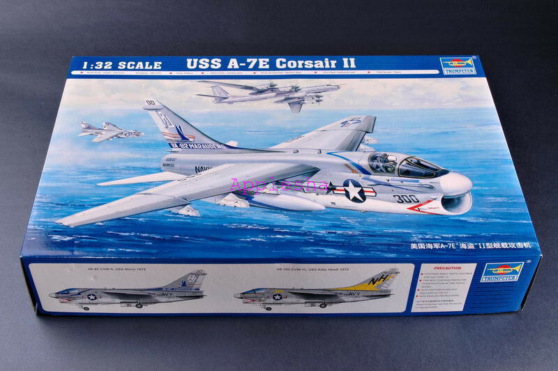 Trumpeter 02231 1 32 A-7E Corsair II