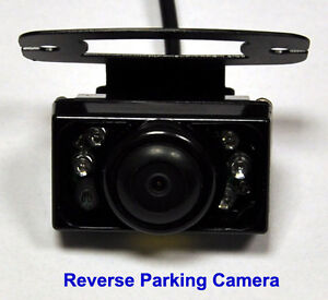 Rear-View-Parking-Licencse-mount-Camera-Wide-Angle