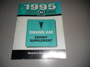 grand am service manual