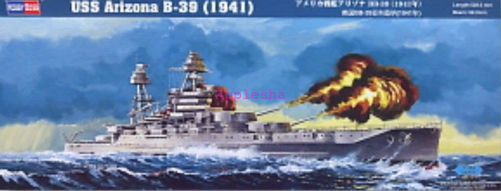 Hobbyboss Model Kit 1 350 86501 USS Arizona BB-39 (1941)