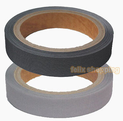 Grey Gore tex Repair Tape DIY Iron Fix Textile Seam Sealing Waterproof