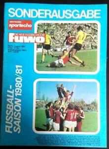 Dynamo Dresden Programm 1988//89 FC Hansa Rostock