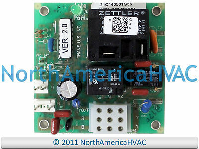 Trane OEM Replacement Furnace Control Board CNT04368