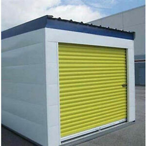 Commercial Outdoor Storage Unit Building Shed - 8'x10', 8'x16', 10'x10', 10'x15'