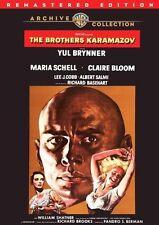 BROTHERS KARAMAZOV (1958 Yul Brynner) Region Free DVD - Sealed