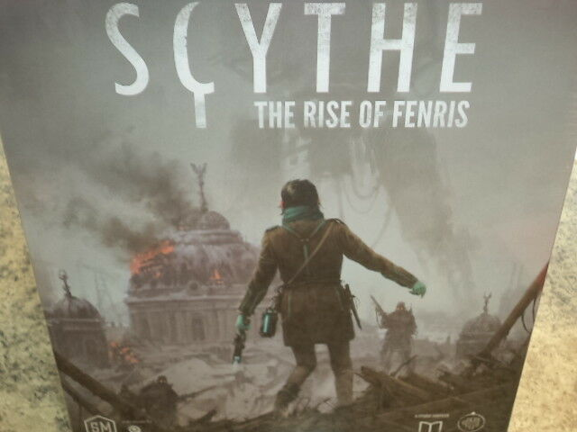 Scythe The Rise of Fenris - Stonemaier Games Board Game New