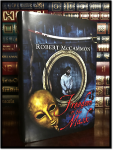 Freedom-of-the-Mask-SIGNED-by-ROBERT-McCAMMON-Subterranean-Press-Hardback