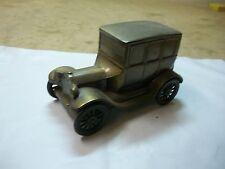 Old Metal Coin Bank 1926 model  Car