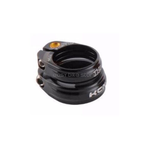 BLACK //USPS KCNC SC13 Twin Seatpost Clamp 30.7-27.2mm Alloy BIKE