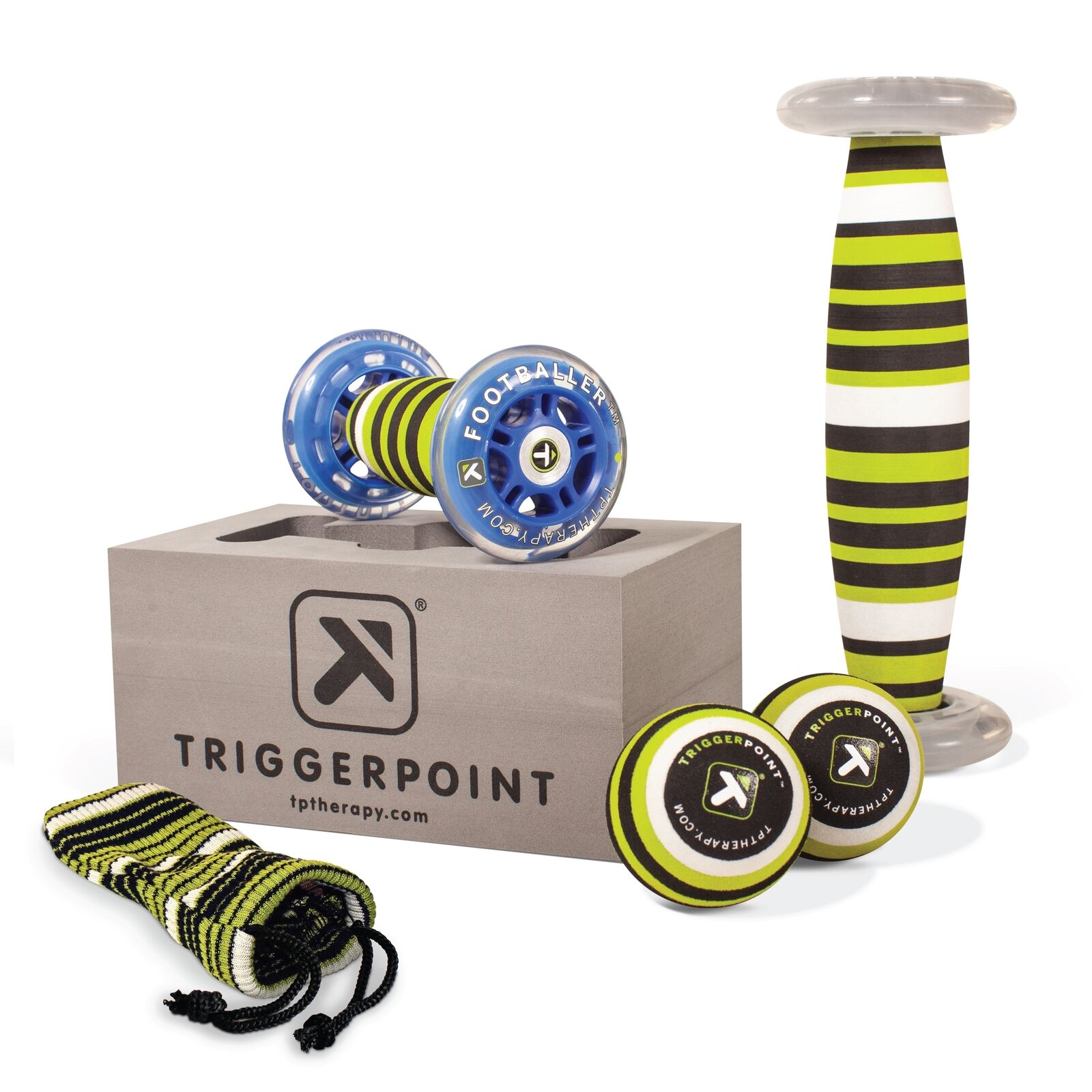 Trigger Point Rendimiento Kit corporal total  nuevo PARA 2016