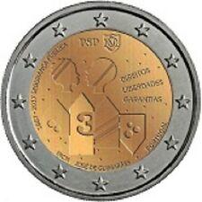 2 EURO COMMEMORATIVE PORTUGAL 2017 SECURITE PUBLIQUE