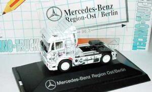 1:87 Mercedes-benz Sk Zugmaschine Techno-camion Mb Région Est Berlin - Herpa