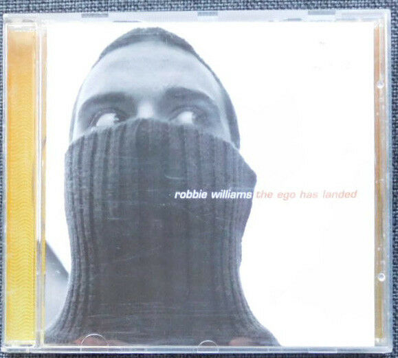 The Ego Has Landed by Robbie Williams CD