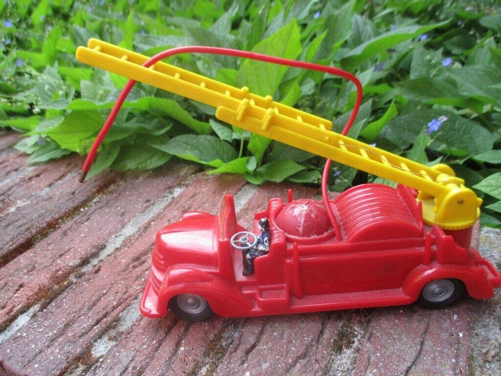 Siku bomberos plástico de los 50 ern
