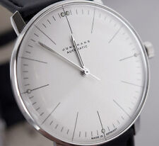 LNIB Junghans Max Bill Automatic Watch, 027/3501.00, Made in Germany (10+ Pic)