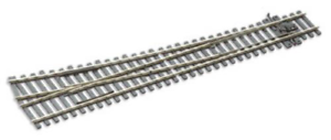 Peco-SL-E188-Large-Radius-Right-Hand-Point-Electrofrog-code-75-rail-OO-Gauge