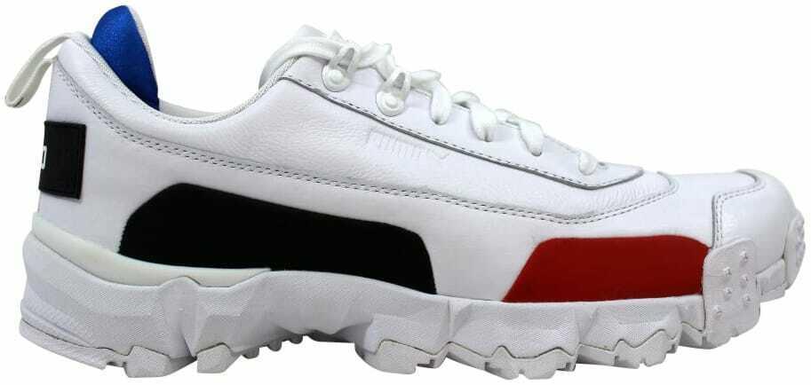 Puma Trailfox Outlaw Moscow Puma White 367095 01 Men's Size 10.5
