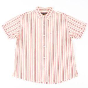 VGC-Vintage-WRANGLER-Striped-Shirt-Mens-2XL-XXL-Cowboy-Western-Retro-Stripe