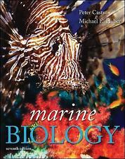 Marine Biology by Peter Castro