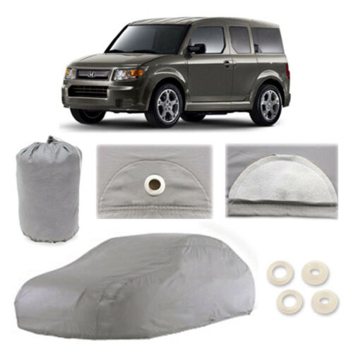 Honda Element 6 Layer Car Cover Fitted Water Proof Outdoor Rain Snow Sun Dust