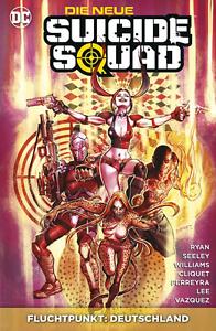 La Nouvelle Suicide Squad Brochée 4 (softcover/sc) - Allemand-panini-article Neuf-afficher Le Titre D'origine Amener Plus De Commodité Aux Gens Dans Leur Vie Quotidienne