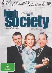 High-Society-NEW-DVD-Region-4-Australia-Grace-Kelly-Bing-Crosby-Frank-Sinatra