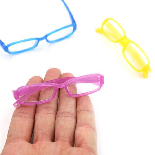 Fashion Doll accessories DIY Glasses for 1 6 BJD Blyth Doll Pip CA
