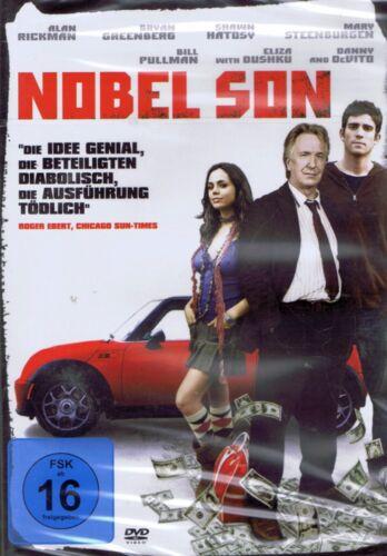 1 von 1 - DVD NEU/OVP - Nobel Son - Alan Rickman & Bryan Greenberg