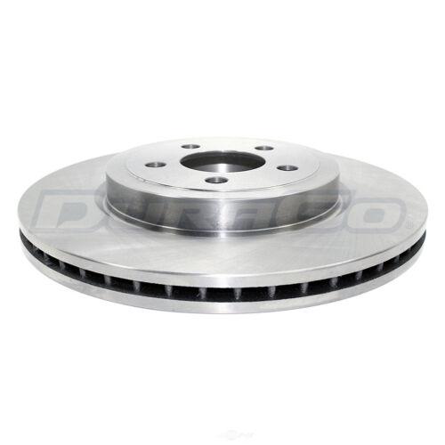 Disc Brake Rotor Front IAP Dura BR53023