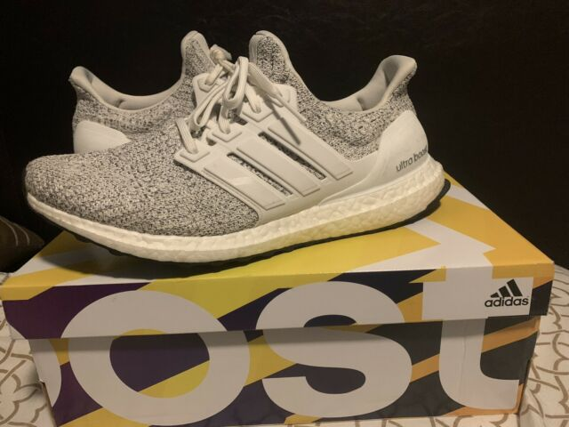 adidas ultra boost non dyed white