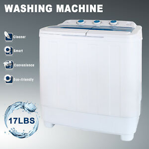 Portable-Mini-Washing-Machine-17LBS-Compact-Twin-Tub-Laundry-Washer-Spin-Dryer