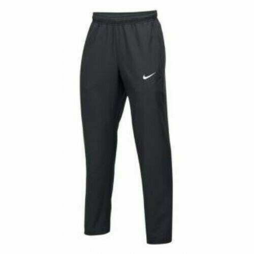 New Nike Training Men/'s  Team Woven Pant Training Grey DRI-FIT 824408 $50