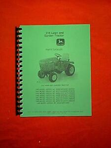 Details about NEW JOHN DEERE 318 GARDEN TRACTOR WITH ONAN ENGINE SPIRAL on john deere pto diagram, john deere lawn mower parts diagram, john deere x320 drive belt diagram, craftsman riding lawn mower wiring diagram, john deere 4020 hydraulic pump diagram, john deere 318 engine diagram,