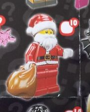 Lego 8833 Series 8 #10 SANTA Claus Saint Nick figure Minifigure New Sealed Pack