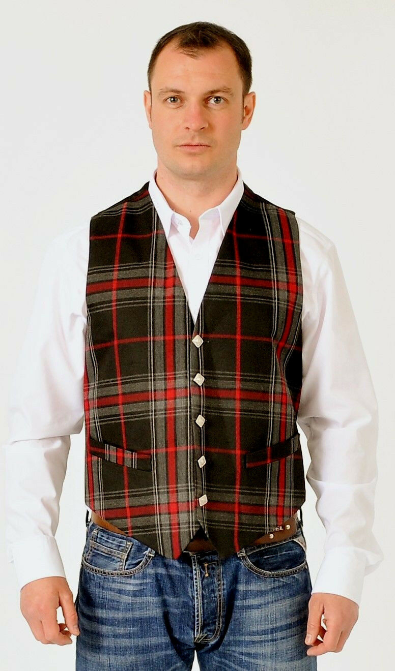 Spirit Of Bruce Modern waistcoat vest REDUCED to clear