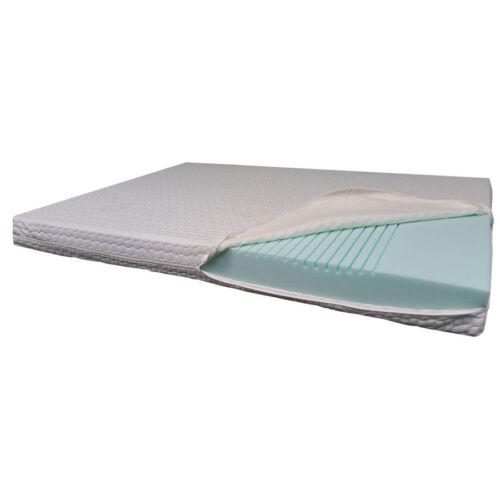 7 Zonen Comfortschaum Matratze Größe 120 x 200 x 17,5cm Bezug MedicoolEC  H 1
