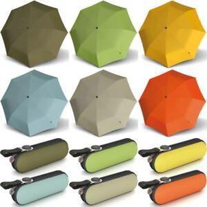 Knirps-X1-Regenschirm-Taschenschirm
