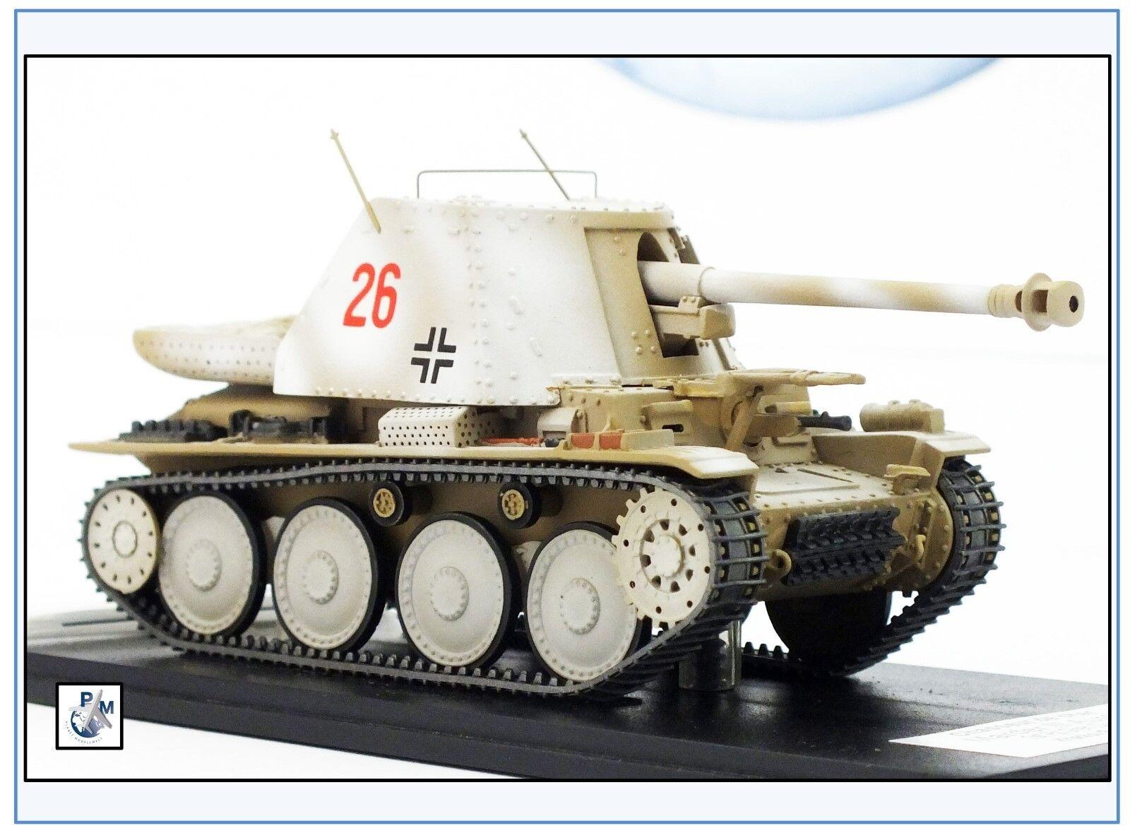 MF48575HI Pz.Jäg. Marder III Ausf. H, LSAAH, 1943,Master Fighter 1 48, NEU &