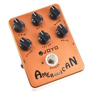 joyo jf 14 american sound di amplifier sim guitar effect pedal 6943206702146 ebay. Black Bedroom Furniture Sets. Home Design Ideas