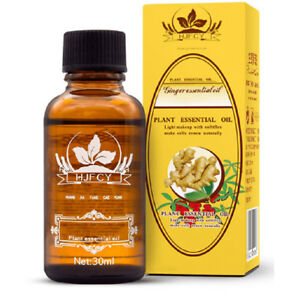Plant-Therapy-Lymphatic-Drainage-Ginger-Oil-HIGH-QUALITY-amp-New-ar-NATURAL-M5E6