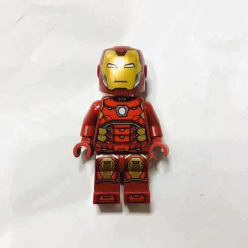 Lego Marvel avengers 76140 New Iron Man minifigure Brand new